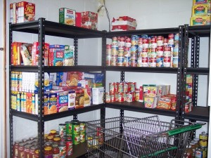 God Provides - Food Pantry